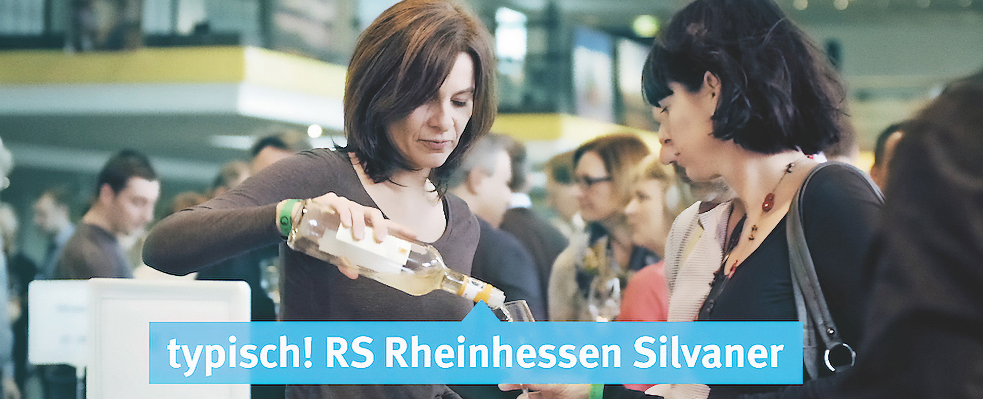 Rheinhessenwein e. V. Weinforum in Mainz