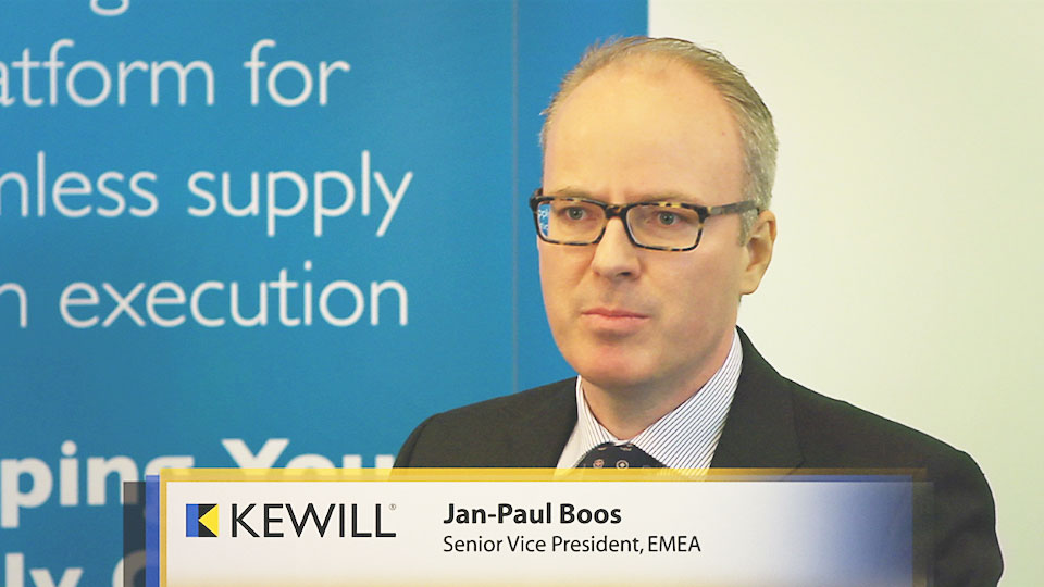 KEWILL - Supply Chain in Motion