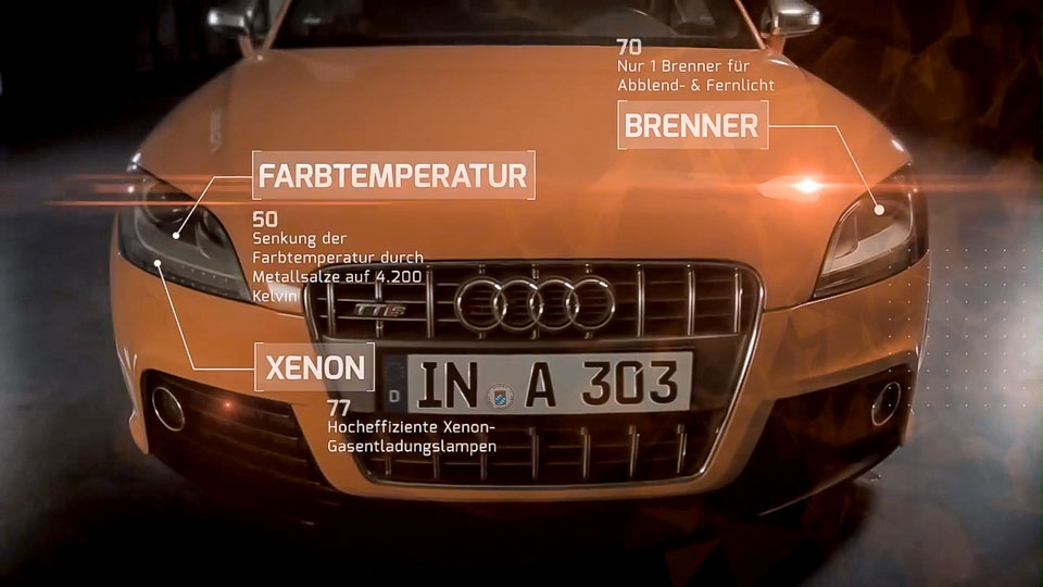 German Engineers - Audi TT Werbespot
